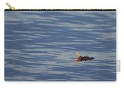 Oak Leaf Floating Carry-all Pouch