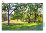 Oak Trees In The Spring Carry-all Pouch
