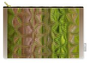Oasis In The Desert - Abstract Art Carry-all Pouch