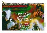 Obama Vs. Cornel Carry-all Pouch