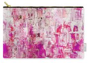 Oblong Abstract I Carry-all Pouch