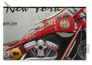 Occ Fdny Motorcycle Carry-all Pouch