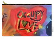 Occupy Crush Love Carry-all Pouch