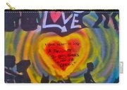 Occupy The Heart Carry-all Pouch