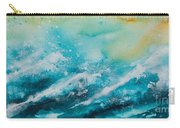 Ocean's Melody Carry-all Pouch