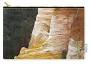 Ochre Quarry Of Roussillon, Provence Carry-all Pouch