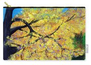 October Fall Foliage Carry-all Pouch