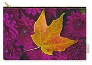 October Hues Carry-all Pouch by Paul Wear