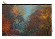 October Carry-all Pouch by Jutta Maria Pusl
