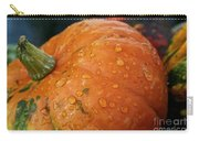 October Rain Drops Carry-all Pouch