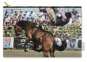 Rodeo Off In A Flash Carry-all Pouch