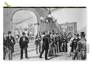 Office-seekers, 1877 Carry-all Pouch