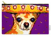 Party Chihuahua Carry-all Pouch