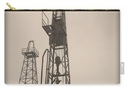 Oil Derrick V Carry-all Pouch