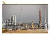 Oil Refinery Carry-all Pouch