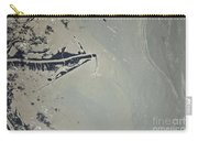 Oil Slick, Mississippi River Delta Carry-all Pouch