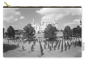 Oklahoma City National Memorial Black And White Carry-all Pouch