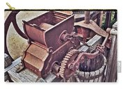 Old Apple Press 3 Carry-all Pouch