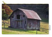 Old Barn In Etowah Carry-all Pouch