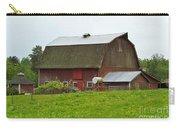 Old Barn On 264th. Street Carry-all Pouch