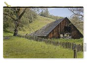 Old Barn On Highway 20 Carry-all Pouch