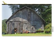 Old Barn South Of Brevard Carry-all Pouch