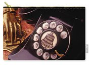 Old Bell Telephone Carry-all Pouch