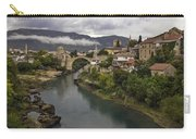 Old Bridge Of Mostar Carry-all Pouch