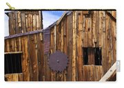 Old Building Bodie Ghost Town Carry-all Pouch