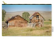 Old Building Woodruff Utah Carry-all Pouch