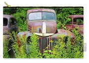 Old Car Grave Yard Carry-all Pouch