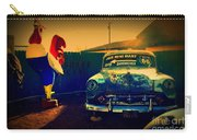 Old Chevrolet On Route 66 Carry-all Pouch