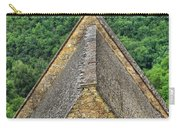 Old Church View Dordogne France Carry-all Pouch