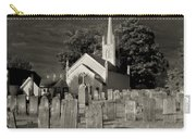Old Church Yard Carry-all Pouch