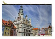 Old City Hall Clock Tower - Posnan Poland Carry-all Pouch