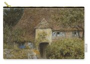Old Cottage Witley Carry-all Pouch