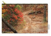 Old Country Road In Shannon County Carry-all Pouch