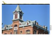 Old Courthouse Powhatan Arkansas 1 Carry-all Pouch