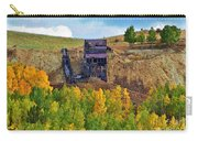 Old Cripple Creek Mine Carry-all Pouch