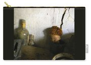 Old Doll In The Attic Carry-all Pouch