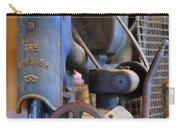 Old Drill Press Carry-all Pouch