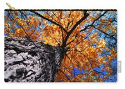 Old Elm Tree In The Fall Carry-all Pouch