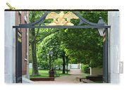 Old Entrance Gate - Philadelphia Carry-all Pouch