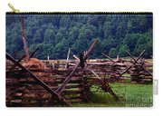 Old Farm Hay Rake Carry-all Pouch