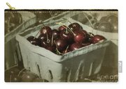 Old Fashioned Cherries Carry-all Pouch
