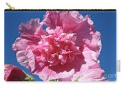 Old Fashioned Hollyhock Carry-all Pouch