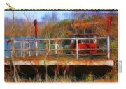 Old Ferry On The Cumberland Carry-all Pouch