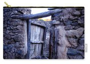 Old Finca Ancient Hause In The Spanish  Mountains Carry-all Pouch