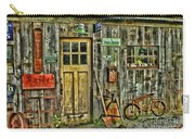 Old General Store Hdr Carry-all Pouch