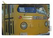 Old Gm Bus Carry-all Pouch